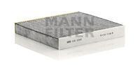 CUK2345 Фильтр салона LEXUS GS/IS 12- угольный