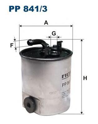 PP8413 Фильтр топливный MB SPRINTER (901-904)/VITO (638) 2.2D