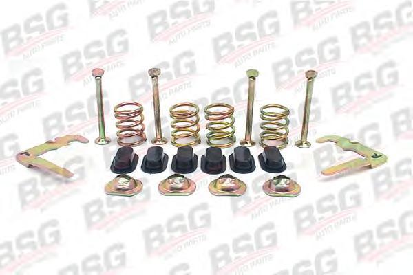 BSG30260007 Монтажный комплект барабанных тормозных колодок / FORD Transit RWD 01~
