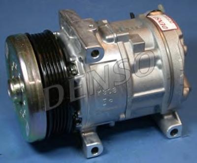 DCP09016 Компрессор кондиционера FIAT DOBLO 1.4 10-