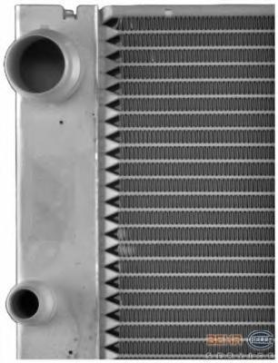 8MK376719011 Радиатор системы охлаждения BMW: 5 (E60) 525d/530d 03-, 7 (E65, E66) 730 d/740 d 01-