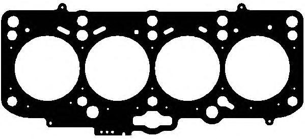 150400 Прокладка ГБЦ AUDI/VW/SKODA 2.0TDI 3метки 1.71мм 03-