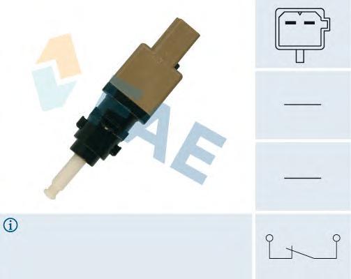 24412 Выключатель фонаря сигнала торможения