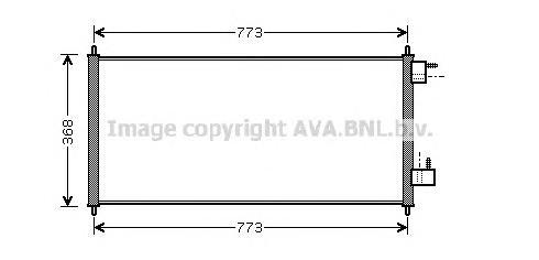 fda5361 Конденсатор, кондиционер