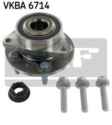 VKBA6714 Подшипник ступицы перед Opel Astra J/Chevrolet Cruze 15(колеса)