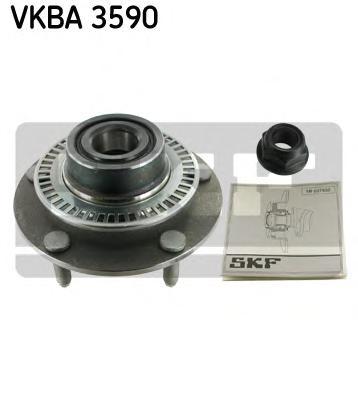 VKBA3590 Подшипник ступичный задн FORD: TRANSIT 00-, привод на передние колеса, с ABS