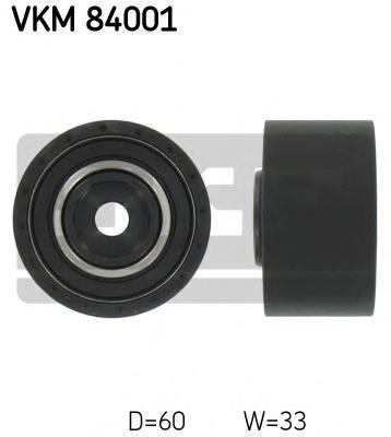 VKM84001 Ролик промежуточный ремня ГРМ Mazda 626 2.0-2.5 V6 24V 92