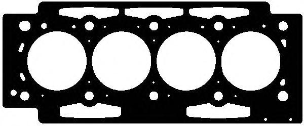 125911 Прокладка ГБЦ CITROEN/PEUGEOT 2.0 00-