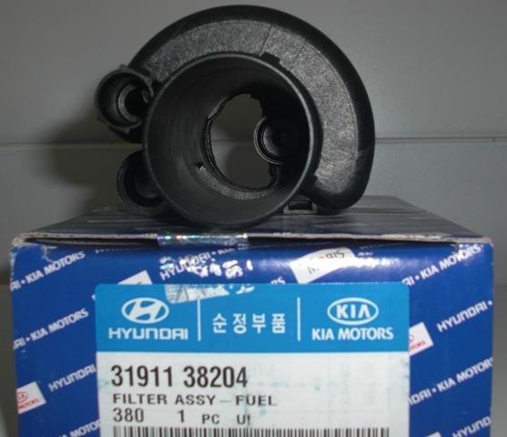3191138204 Фильтр топливного насоса СОНАТА 4-5 2 0л/XG