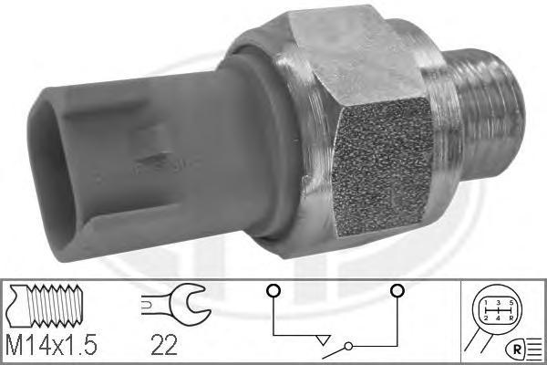 330603 Выключатель заднего хода FORD FOCUS II/MONDEO IV/S-MAX