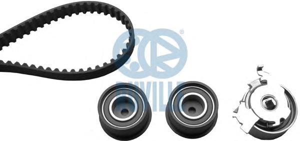5534270 Рем к-т. ремня ГРМ Opel 1.8-2.0 16V 55342+55314x2
