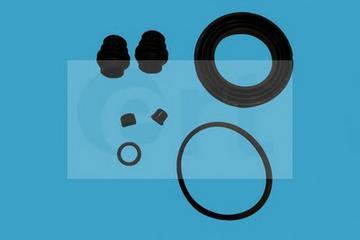 401009 Ремкомплект тормозного суппорта NISSAN: QASHQAI (J10, JJ10) 1.5 dCi/1.6/2.0 Привод на все колеса/2.0 dCi/2.0 dCi Привод н