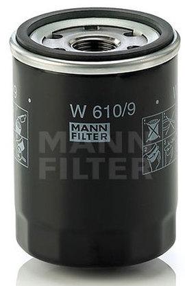 W6109 Фильтр масляный TOYOTA AVENSIS/COROLLA/CARINA/CAMRY/YARIS/RAV 4