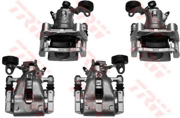 ckn101 Комплект корпуса скобы тормоза
