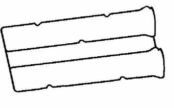 1141575 Прокладка клапанной крышки Zetec-S1.4  1.6