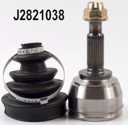 J2821038 ШРУС NISSAN NOTE (E11E) нар.