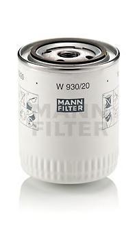 W93020 Фильтр масляный LAND ROVER RR 4.0-4.6