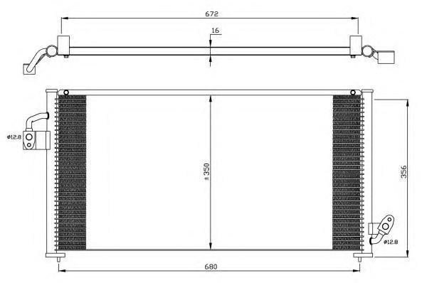 35523 Конденсатор SUB Forester 98-02