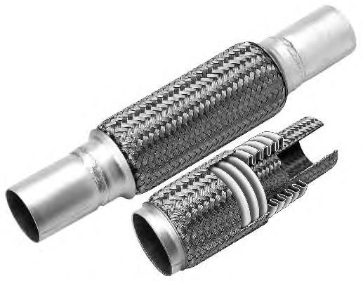 265333 Труба гофрированная универсальная 55X220