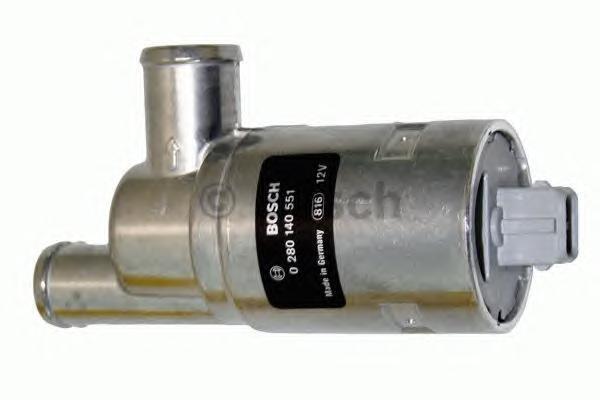 0280140551 Поворотная заслонка, подвод воздуха