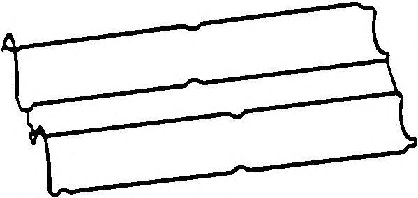 11087900 Прокладка клапанной крышки FORD FOCUS/MONDEO 1.6-2.0 16V ZETEC 99-