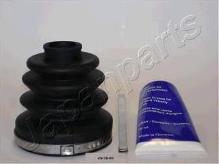 kb036 Комплект пылника, приводной вал