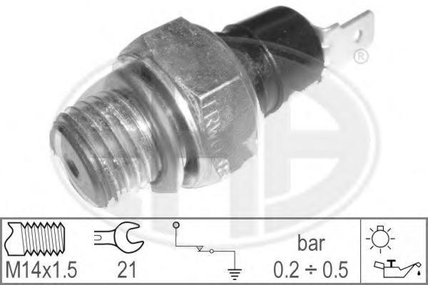 330000 Датчик давления масла ВАЗ/FIAT/IVECO/VW