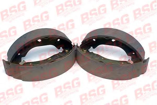 BSG30205006 Колодки тормозные барабанные / FORD Transit FWD (254x52) 2000~