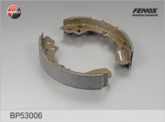 BP53006 Колодки торм.бар.KIA SPECTRA(ИЖ)/SEPHIA/SHUMA задние (D=200mm)