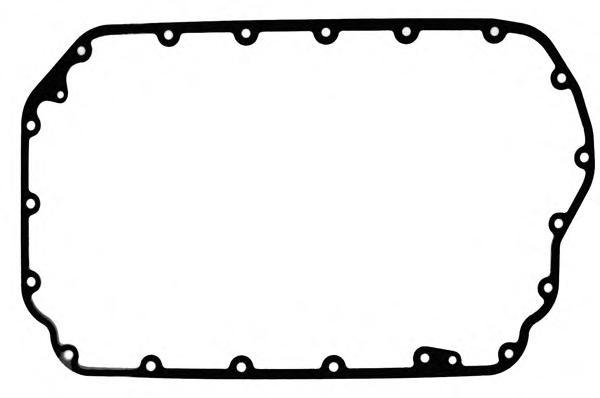 713421100 Прокладка масляного поддона Audi, VW 2.4/2.8 30V 97