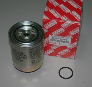 2339064480 Фильтр топливный 2L 3L 5L IHDFTE