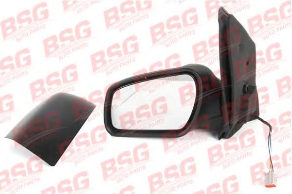 BSG30900058 Зеркало в сборе с электроприводом левое / FORD Fiesta 06~