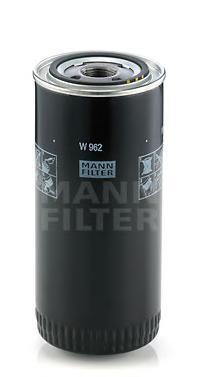 W962 Фильтр масляный IVECO/DAF
