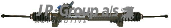 1144301500 Рейка рулевая с ГУ / VW Transporter T-4 09/90~