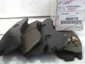 4605A730 Колодки тормозные пер АУТЛЕНДЕР XL