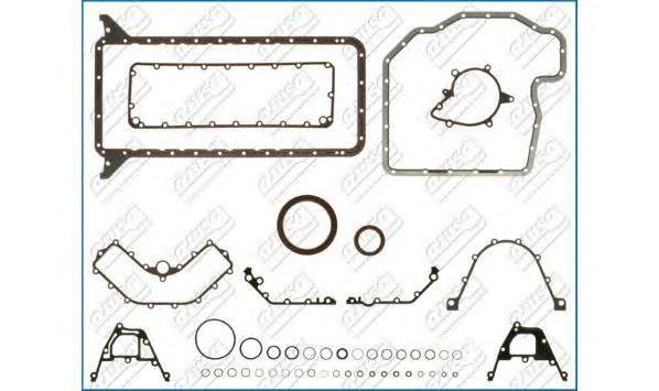 54076400 Комплект прокладок двигателя нижн. BMW M60/M62 92-01