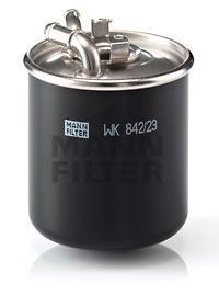 WK84223X Фильтр топливный MB W203/211/164/SPRINTER (901-906) 2.2D-4.2D