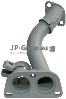 1120400170 Приемная труба (4-й цил.) / VW T2 80~92