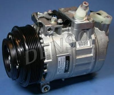 DCP17024 Компрессор кондиционера MB VITO/W163 2.7CDi