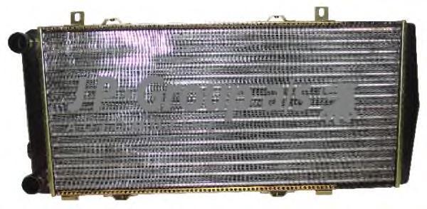 1114202500 Радиатор, охлаждение двигателя