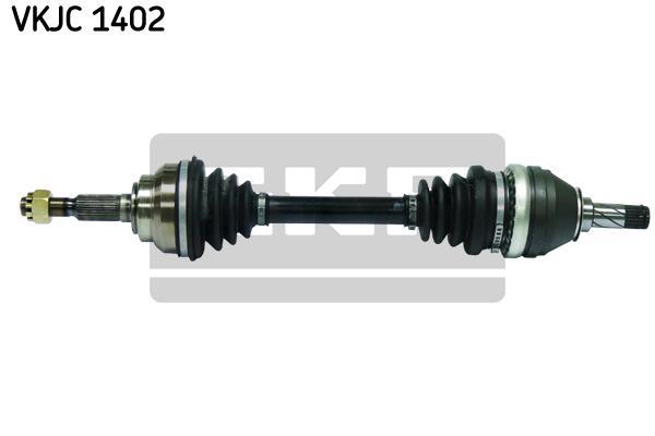 VKJC1402 Приводной вал L OP Ast H, Zaf 1.8, 1.7CDTi 04-