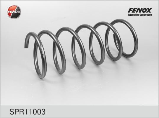 SPR11003 ПРУЖИНА ПОДВЕСКИ Hyundai Getz 02-08  1.4, 1.6