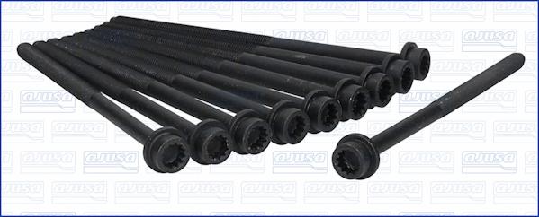 81046200 Комплект болтов ГБЦ AUDI: A1 1.2 TFSI 10-, A1 Sportback 1.2 TFSI 11-, A3 1.2 TSI 03-12, A3 Sportback 1.2 TSI 04-13, A3