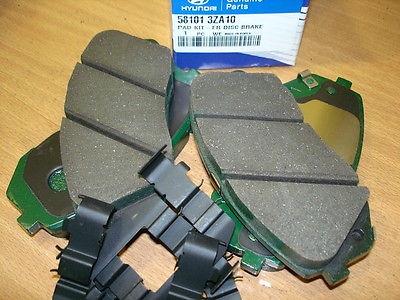 581013ZA10 Колодки тормоз пер И-40