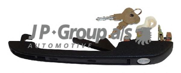 1187102280 Ручка открывания передней двери правая / AUDI 80 79-87, 100 77-82