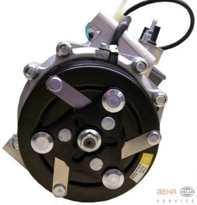 8FK351340031 Компрессор кондиционера HONDA CR-V 2.0 -06
