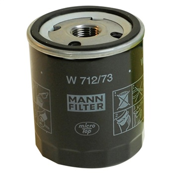 W71273 Фильтр масляный FORD MONDEO/FOCUS 2 1.8/2.0/MAZDA 3/6 1.8/2.0