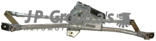 1198100900 Механизм стеклоочистителя (с мотором)  / AUDI A-4;VW Passat-V 95~