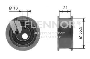 FS99018 Натяжной ролик, ремень ГРМ ВАЗ-2108