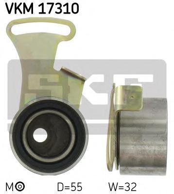 vkm17310 Натяжной ролик Rover 1.4-1.8